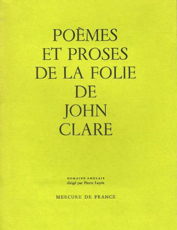 Poèmes et proses de la folie