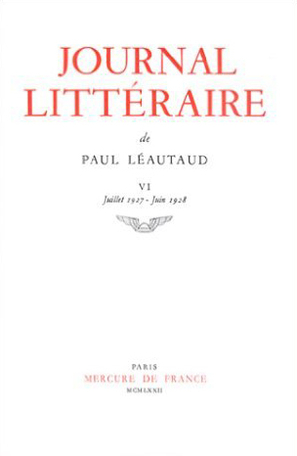 Journal littéraire