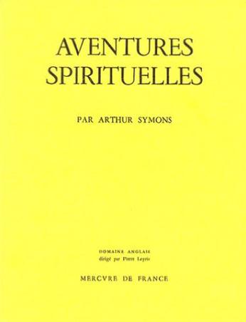 Aventures spirituelles