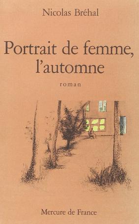 Portrait de femme, l'automne