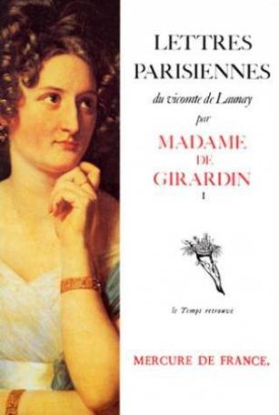 Lettres parisiennes du vicomte de Launay 1 1