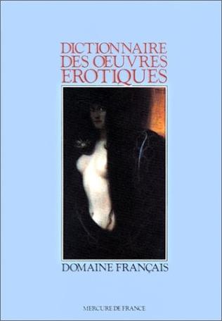 Dictionnaire des œuvres érotiques