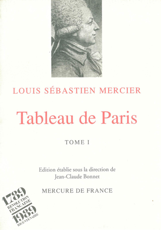 Tableau de Paris Tome 1 - Volumes I à VI 2