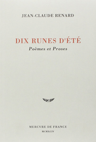 Dix runes d'été