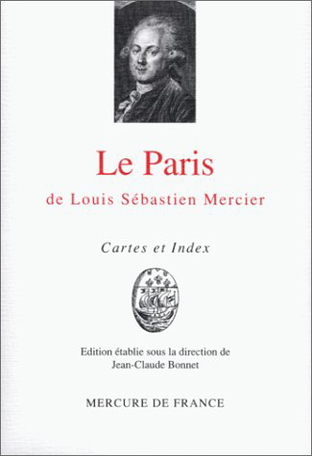 Le Paris de Louis Sébastien Mercier
