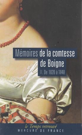 Mémoires Tome 2 - De 1820 à 1848 2