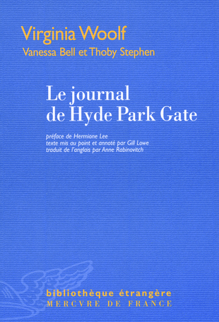 Le journal de Hyde Park Gate