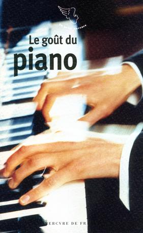 Le goût du piano