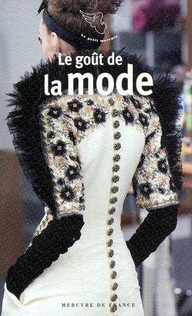 Le goût de la mode